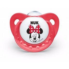 NUK - Dudlík Trendline DISNEY-Mickey,SI,V2 (6-18m.), červená