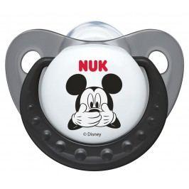 NUK - Dudlík Trendline MICKEY,SI,V1 (0-6m.), šedá