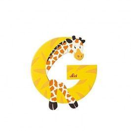 SEVI - Písmenko G - Zvířátko