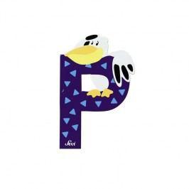 SEVI - Písmenko P - Zvířátko