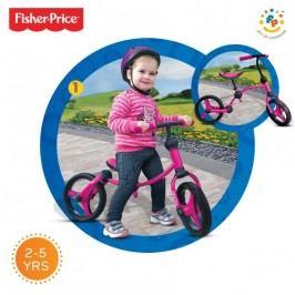 SMART TRIKE - 105 Dětské odrážedlo Running Bike 2v1 růžové