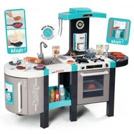SMOBY - 311206 Kuchyňka Tefal French Touch Boubble elektronická tyrkysová