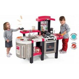 SMOBY - 311304 Kuchyňka Super Cheff Deluxe elektronická červená