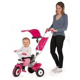 SMOBY - tříkolka Baby Ballade růžová 444207