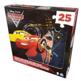 SPIN MASTER - Cars 3 Pěnové Puzzle 25Ks