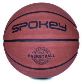 SPOKEY - BRAZIRO II Basketbalový míč  hnědý  vel.7