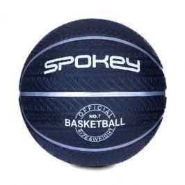 SPOKEY - MAGIC Basketbalový míč  modrý s bílým  vel.7