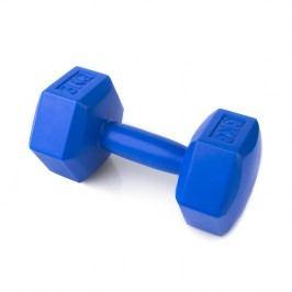 SPOKEY - NISOS Šestihranná činka 3 kg - modrá