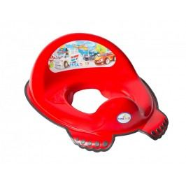 TEGA BABY - Adaptér na WC Cars červený