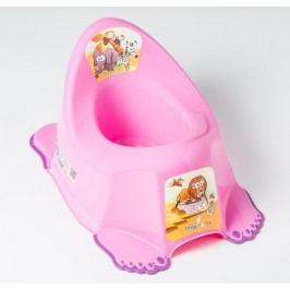 TEGA BABY - Nočník Safari růžový