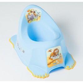 TEGA BABY - Nočník Safari s melodií modrý