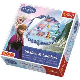 TREFL - Hra Ledové Království Hadi a žebříky