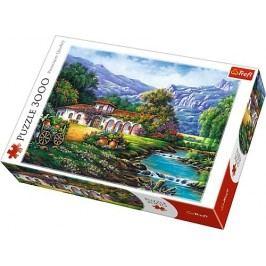 TREFL - puzzle 3000 Hacienda