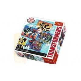 TREFL - Puzzle 4 v 1 Transformers