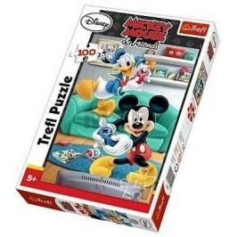 TREFL - Puzzle Mickey Mouse Setkání 100