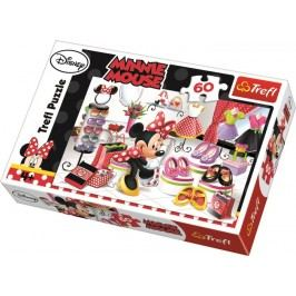 TREFL - Puzzle Minnie 60 dílů