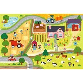 TREFL - Puzzle Obrovská skládačka Na venkově