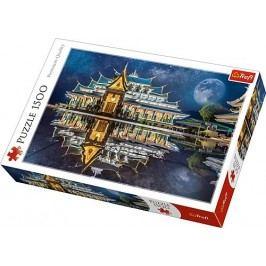 TREFL - Puzzle Wat Pa Phu Kon Thajsko 1500