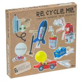 VISTA - Set Re-cycle me science