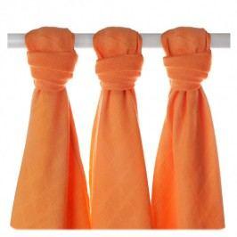 XKKO - BMB Colours 70x70 - Oranžová barva (3ks)