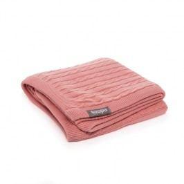 ZOPA - Dětská deka Premium - Old Pink