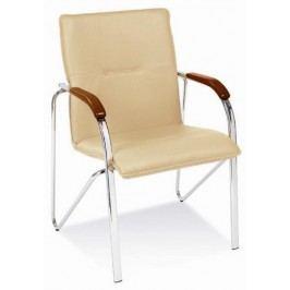 Kancelářská židle Samba béžová
