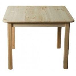 Eoshop Stůl obdélníkový Nr.1 - 100x55 cm borovice