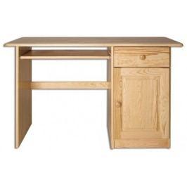 Psací stůl BR109 masiv borovice
