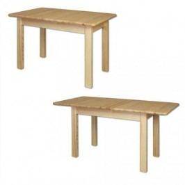Rozkládací stůl ST101 S120(155) masiv borovice