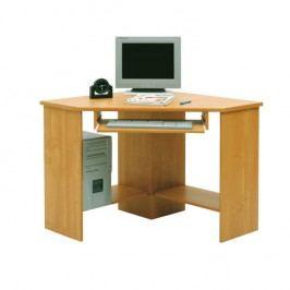 PC stůl rohový  B3, buk