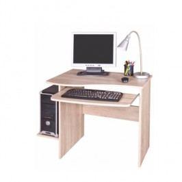 PC stůl MELICHAR, dub sonoma