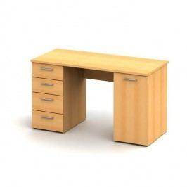 PC stůl EUSTACH, buk