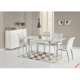 Skleněný jídelní rozkládací stůl Stanbul 2