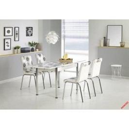 Skleněný jídelní rozkládací stůl Stanbul 3