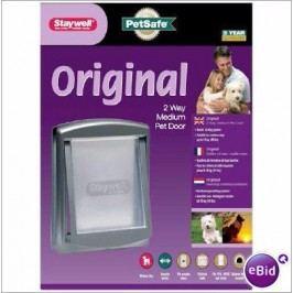 Dvířka Staywell 777 original, stříbrné
