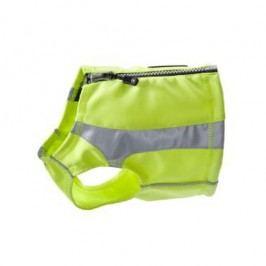 Polární reflexní vesta Hurtta - žlutá M