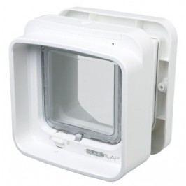 SureFlap dvířka pro kočky s mikročipem DualScan bílá - bílá