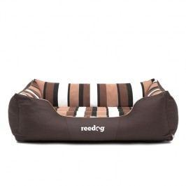 Pelíšek pro psa Reedog Comfy Brown & Stripes
