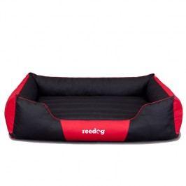 Pelíšek pro psa Reedog Comfy Black & Red - XL