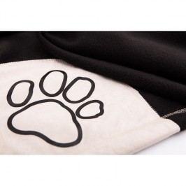 Deka pro psa Reedog Black Paw