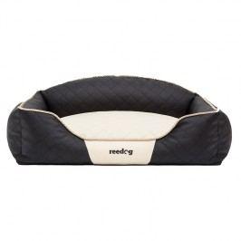 Reedog Pelíšek pro psa Black & Beige Sofa - XL