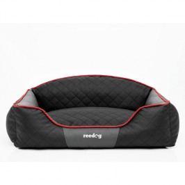 Reedog Pelíšek pro psa Black & Grey Sofa - XL