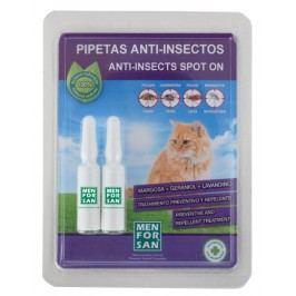 Menforsan antiparazitní pipety pro kočky 2 x 1,5ml