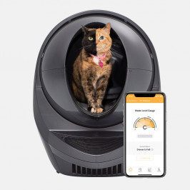 Litter-Robot III Connect samočistící toaleta