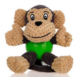 Reedog monkey ball, pískací hračka pro psy, 17cm
