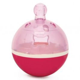 Reedog hračka na pamlsky koule červená