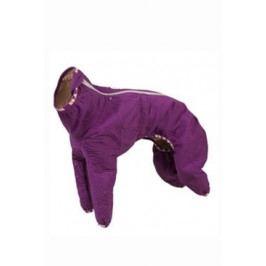 Obleček Hurtta Casual prošívaný overal fialový 50L