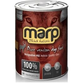 Marp holistic Pure Venison - konzerva pro psy 400g