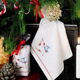 Ručník Snowman 30x50 cm Ručník malý