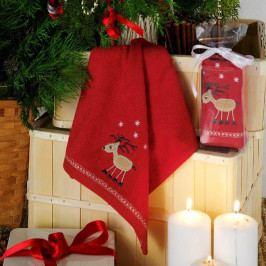 Ručník Reindeer 30x50 cm Ručník malý